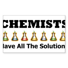 All the Solutions Rectangle Sticker (Rectangle 50 pk)