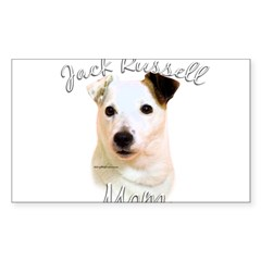 JRT Mom2 Rectangle Sticker (Rectangle 50 pk)