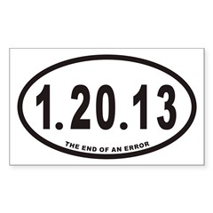 1.20.13 Euro Oval Sticker (Rectangle 50 pk)