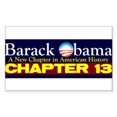 Chapter 13 Sticker (Rectangle 50 pk)