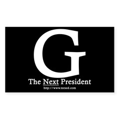 Guiliani 08 Rectangle Sticker (Rectangle 50 pk)