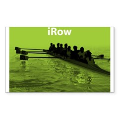 iRow Rectangle Sticker (Rectangle 50 pk)
