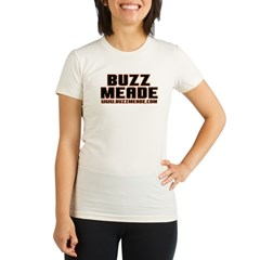 Buzz Meade Organic Women's Fitted T-Shirt