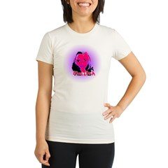 Moxie Girl Organic Women's Fitted T-Shirt