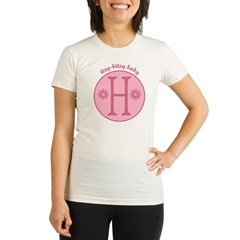 Baby H Organic Women's Fitted T-Shirt