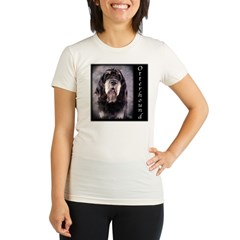 Otterhound Organic Women's Fitted T-Shirt