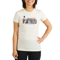 Diversity! Organic Women's Fitted T-Shirt