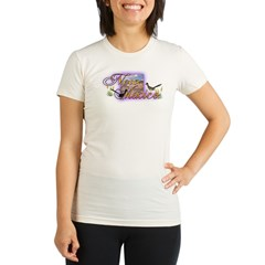New Mexico Organic Women's Fitted T-Shirt
