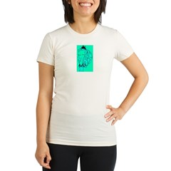 g14.JPG Organic Women's Fitted T-Shirt