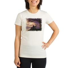 The Dreamer Organic Women's Fitted T-Shirt