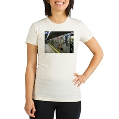 metro Organic Women's Fitted T-Shirt