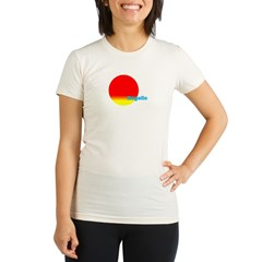 Rogelio Organic Women's Fitted T-Shirt