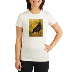 Wheat Field Organic Women's Fitted T-Shirt