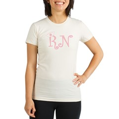 RN Organic Women's Fitted T-Shirt