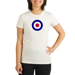RAF-Royal Air Force Organic Women's Fitted T-Shirt