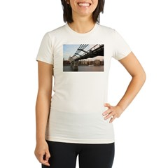 London Organic Women's Fitted T-Shirt