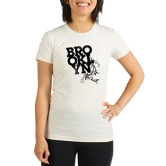 Brooklyn Organic Women's Fitted T-Shirt