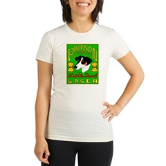 Parson Russell Terrier Organic Women's Fitted T-Shirt