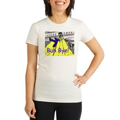 blk-plane-slide (1004 x 834).jpg Organic Women's Fitted T-Shirt