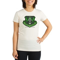 Planet Patrol Organic Women's Fitted T-Shirt