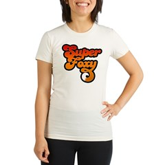 Super Foxy Organic Women's Fitted T-Shirt