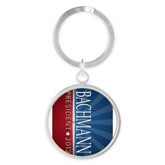 Bachmann - Ray of Hope Design Round Keychain