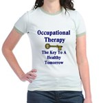 Occupational Therapy Jr. Ringer T-Shirt