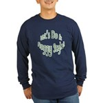 Do It Froggy Style Long Sleeve Dark T-Shirt