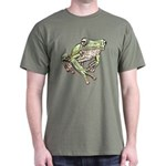 Painted Frog Dark T-Shirt