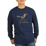 Dance of the Frog Long Sleeve Dark T-Shirt