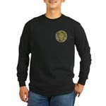 Mom University Honors Graduate Long Sleeve Dark T-