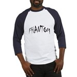 Phantom Halloween Baseball Jersey