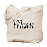 Pretty Soccer Mom Mother's Day Tote Bag