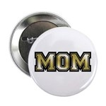 "Golden Mom Name Gold Letters 2.25"" Button (100 pac"
