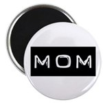 Dymo Black Label Me Mom Mother Magnet