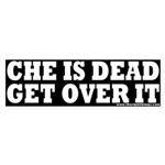 Che Is Dead Bumper Sticker