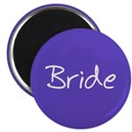 "Casual Bride 2.25"" Magnet (100 pack)"