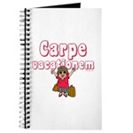 Carpe Vacationem f Journal