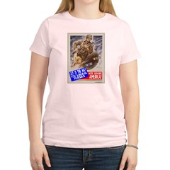 Out of the Way! Women's Light T-Shirt