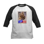 Out of the Way! Kids Baseball Jersey