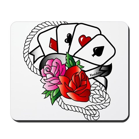 playing card tattoos. Cool Playing Cards Tattoo art