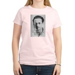 Erwin Schrodinger: Truth Women's Pink T-Shirt