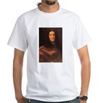 Gottfried Leibniz Metaphysics White T-Shirt