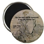 "Lao Tzu Philosophy of Tao 2.25"" Magnet (100 pack)"