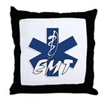 EMT Active Throw Pillow