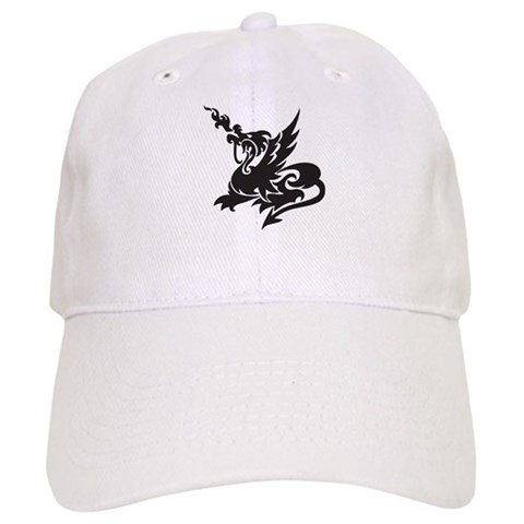 Dragon Tattoo Cap