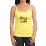 Bionic Turkey On Sale Jr. Spaghetti Tank