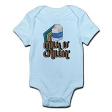 Milk is Chillin' Infant Bodysuit