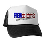Fear Me! Infidel Trucker Hat