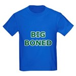 Big Boned Kids Dark T-Shirt